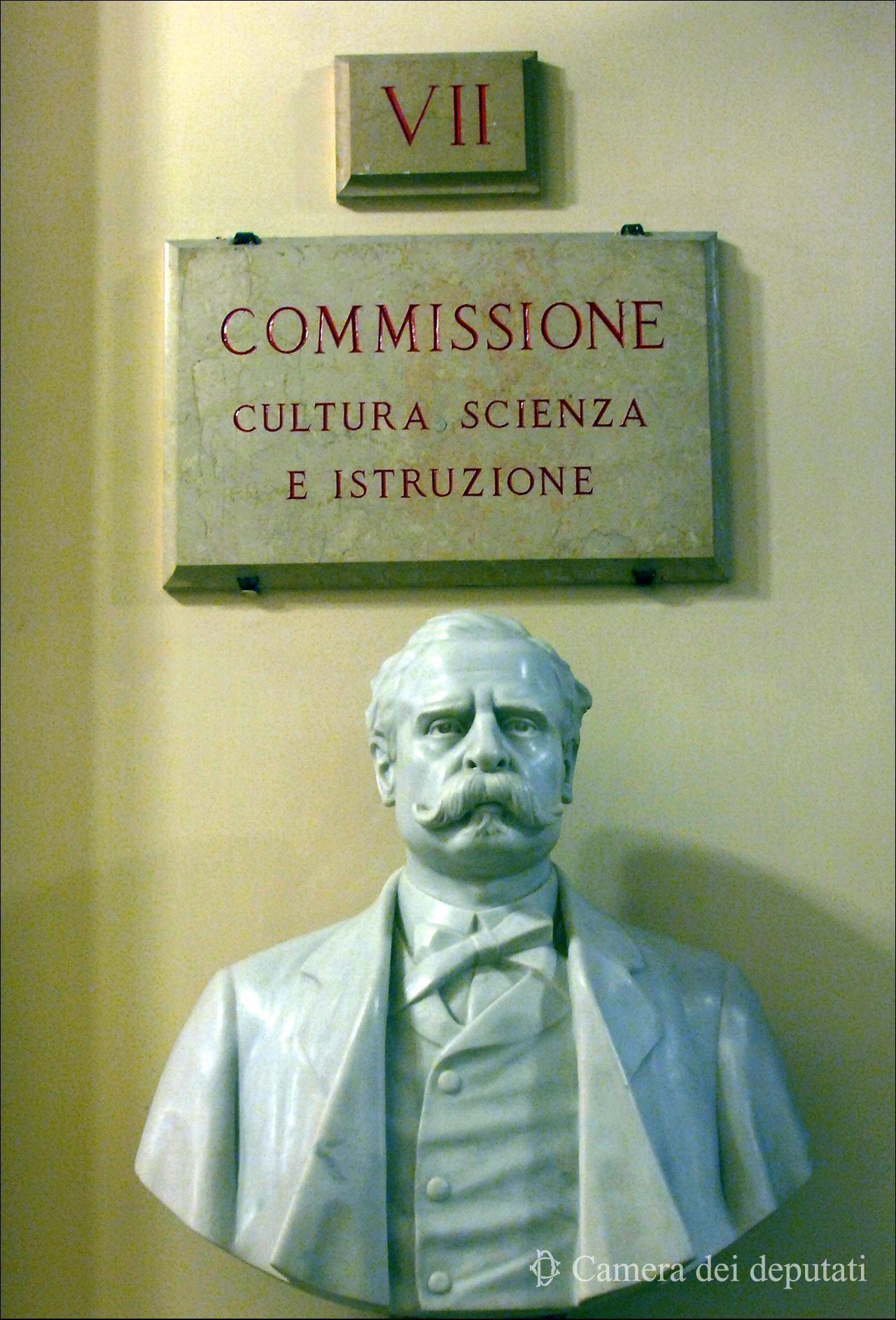 Riprende marted 17 l iter del decreto scuola gilda venezia for Commissione giustizia senato calendario