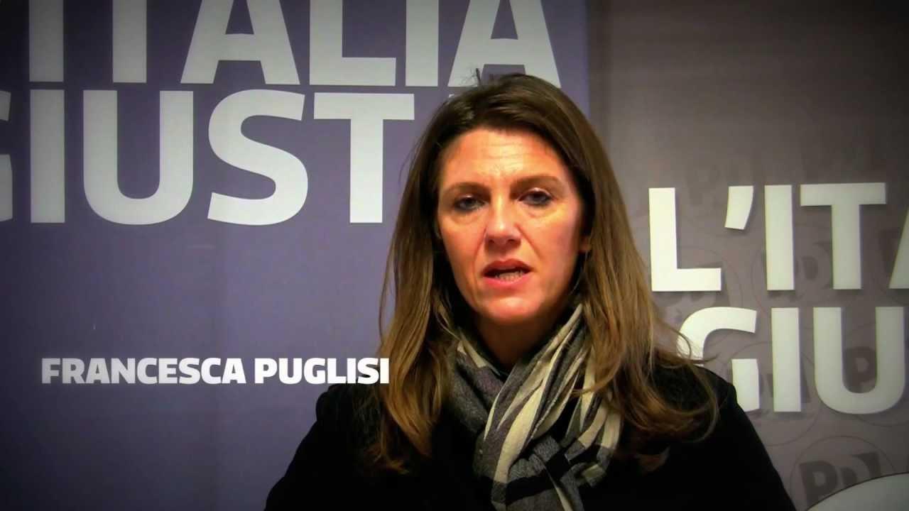 Risultati immagini per Francesca Puglisi