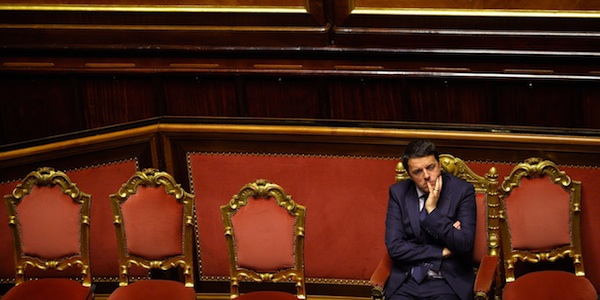 ITALY-POLITICS-GOVERNMENT-CONFIDENCE