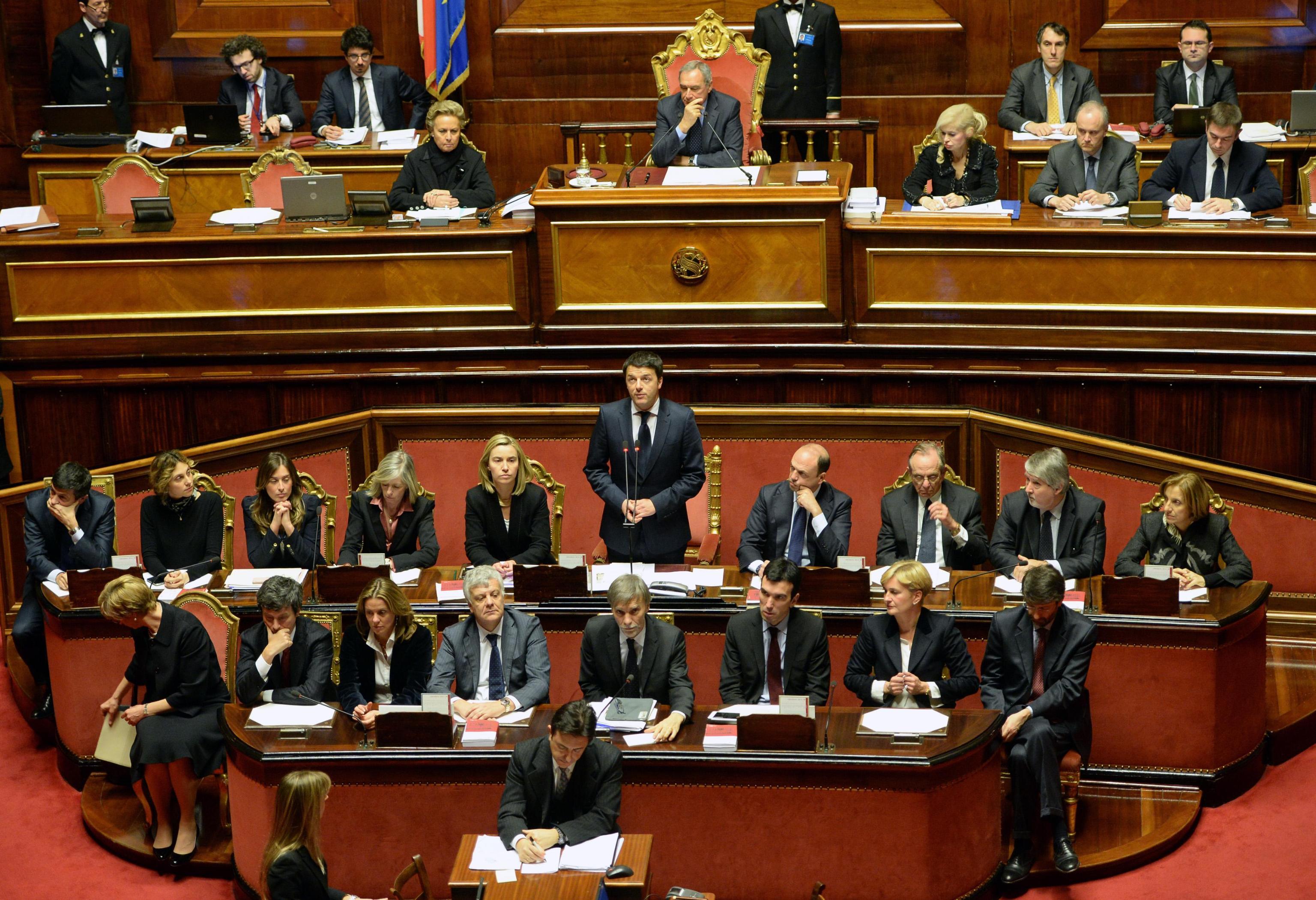 ++ Renzi, no sensazione Italia finita, deciso cambiare ++