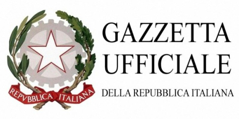 LEGGE DI BILANCIO PUBBLICATA IN G.U.