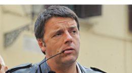 ansa - matteo renzi - Il sindaco di Firenze Matteo Renzi durante la presentazione della pedonalizzazione di piazza San Firenze, 3 giugno 2013 ANSA/MAURIZIO DEGL' INNOCENTI
