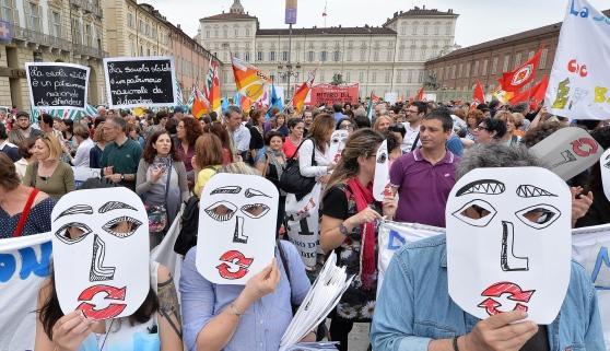 protesta-BuonaScuola2