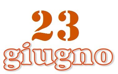 23Giugno