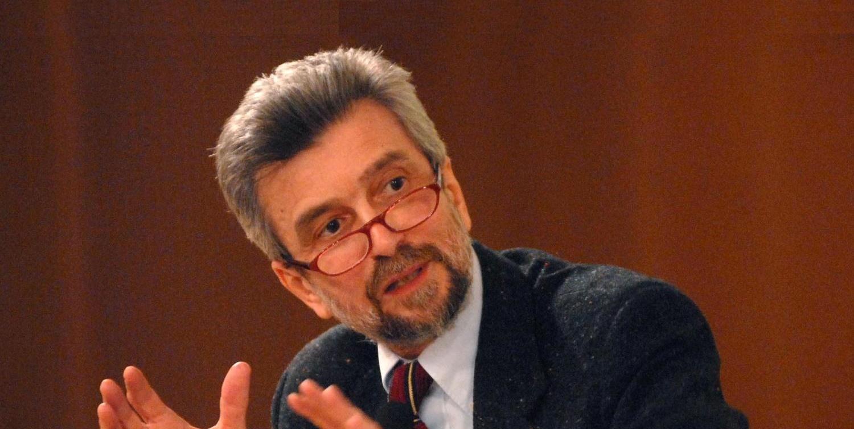 Damiano Cesare - Milano: Corriere Della Sera: Cesare Damiano 2007-02-20 © Francesco Corradini tamtam - Fotografo: tamtam