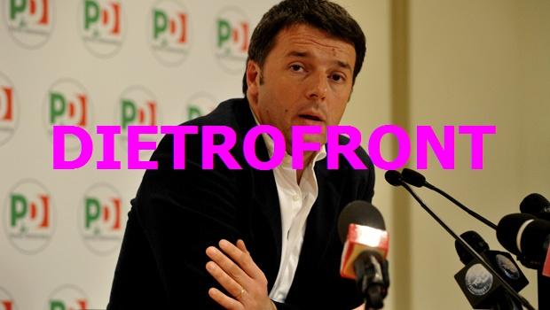 ITALY-POLITIC-RENZI-BERLUSCONI-RENZI