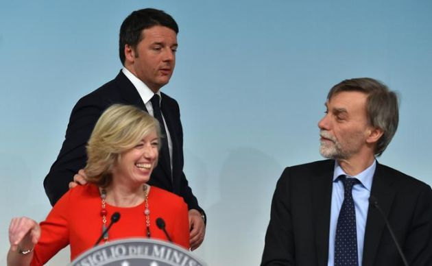 Scuola: Renzi, non c'e rischio che slittino assunzioni