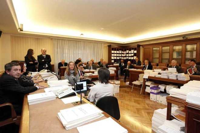 L.STABILITA': TREMONTI IN SENATO CON MAXI-EMENDAMENTO