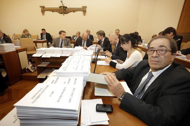 Riforme: seduta Commissione Affari Costituzionali Senato
