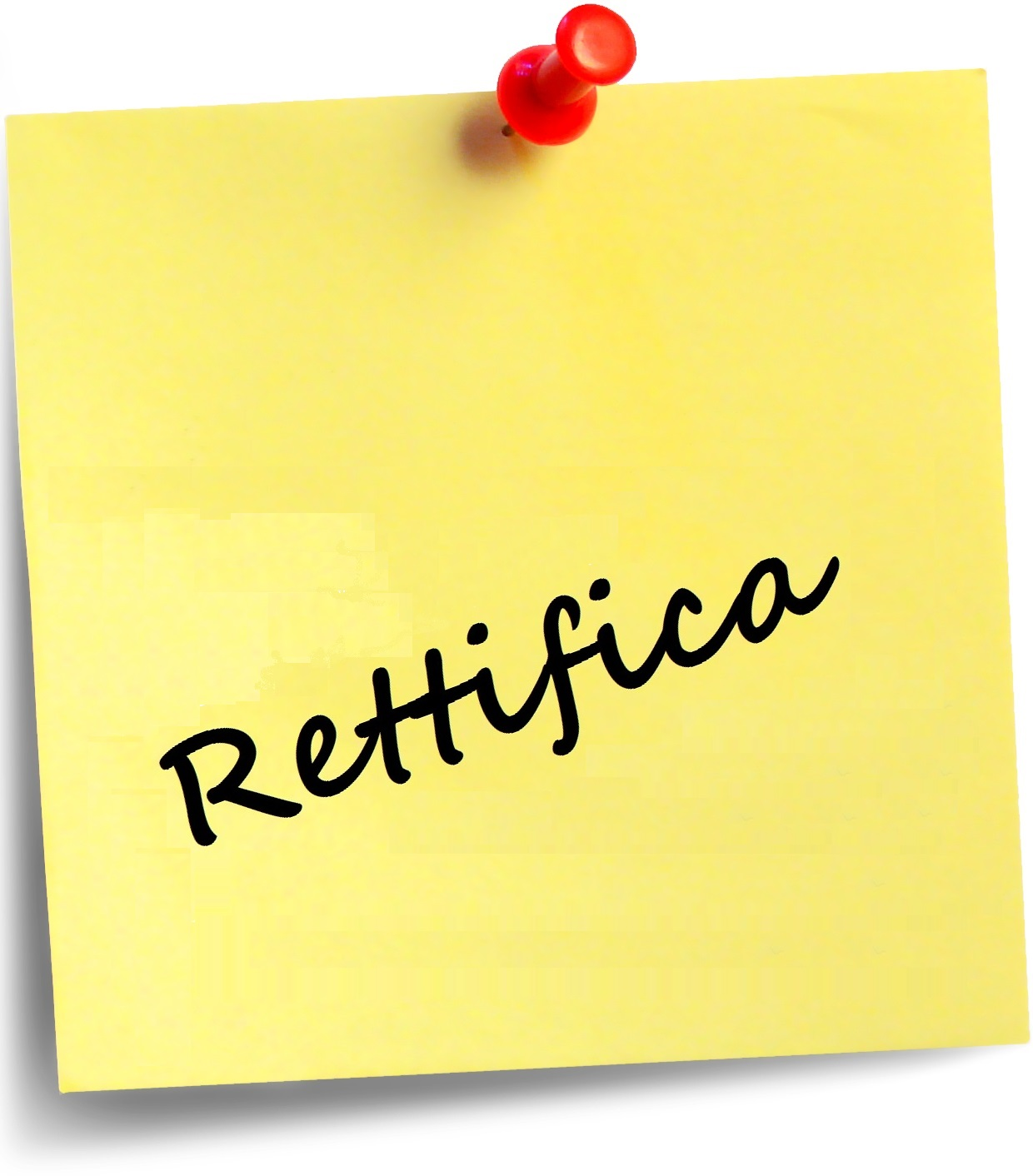 post-it-rettifica