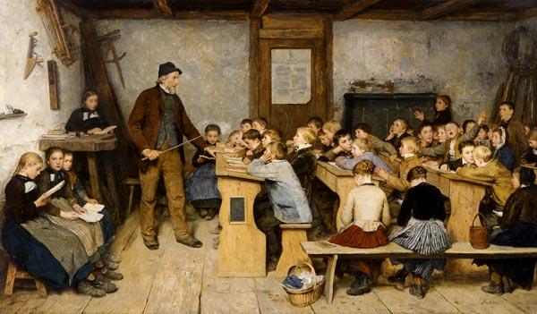 scuola-Ottocento