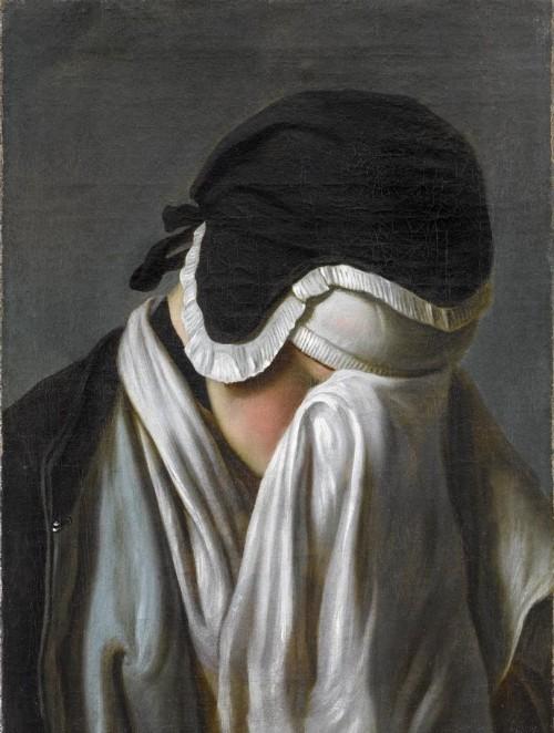 Ritratto di ragazza - Pietro Antonio Rotari 3