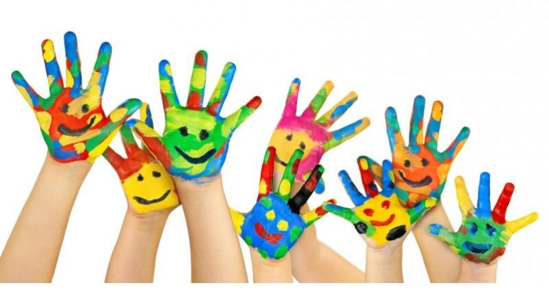 Risultati immagini per mani in arte scuola infanzia