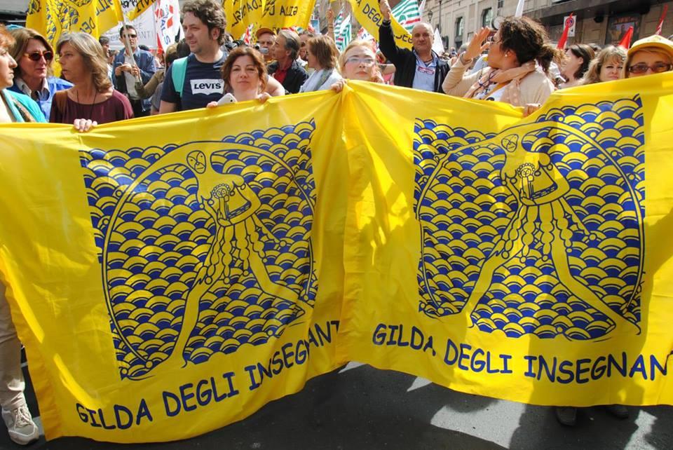 Gilda-Sciopero1