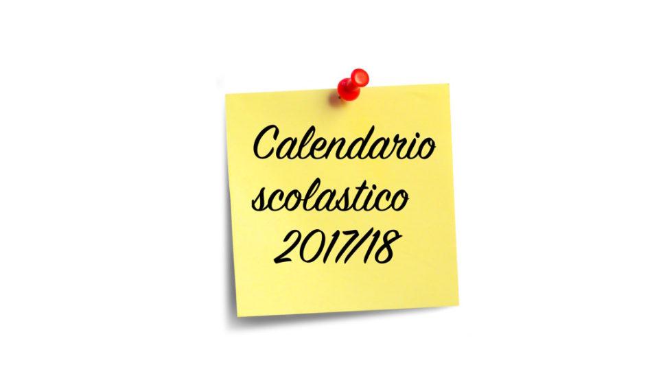 Calendario Scolastico Friuli Venezia Giulia.Calendario Scolastico Per L Anno 2017 18 Gilda Venezia