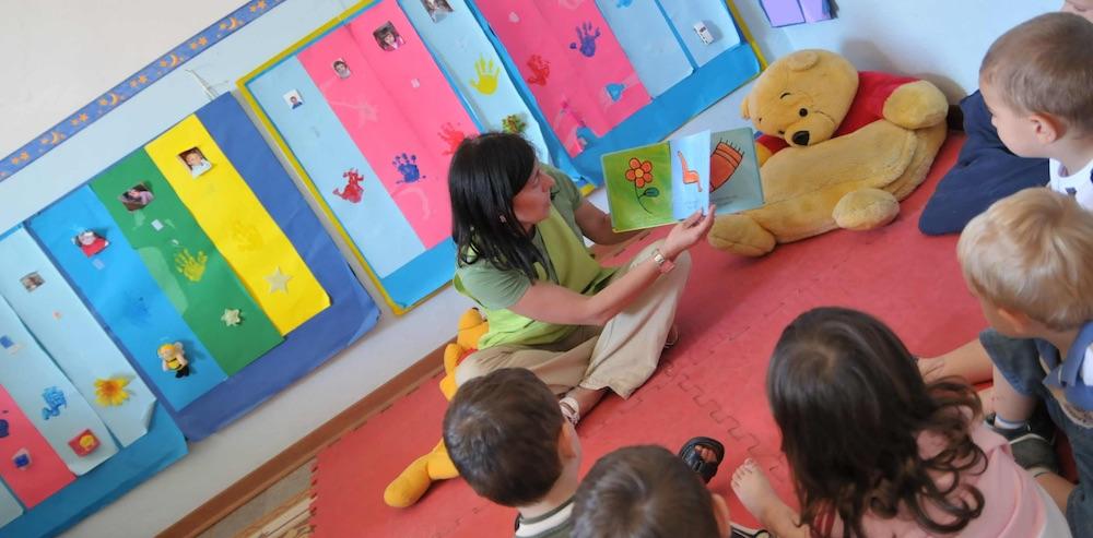 Tendono A Diminuire I Posti Per I Bambini Nella Scuola Dellinfanzia