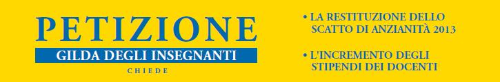 STIPENDI PIÙ ALTI PER GLI INSEGNANTI E RECUPERO DELLO SCATTO DI ANZIANITÀ 2013
