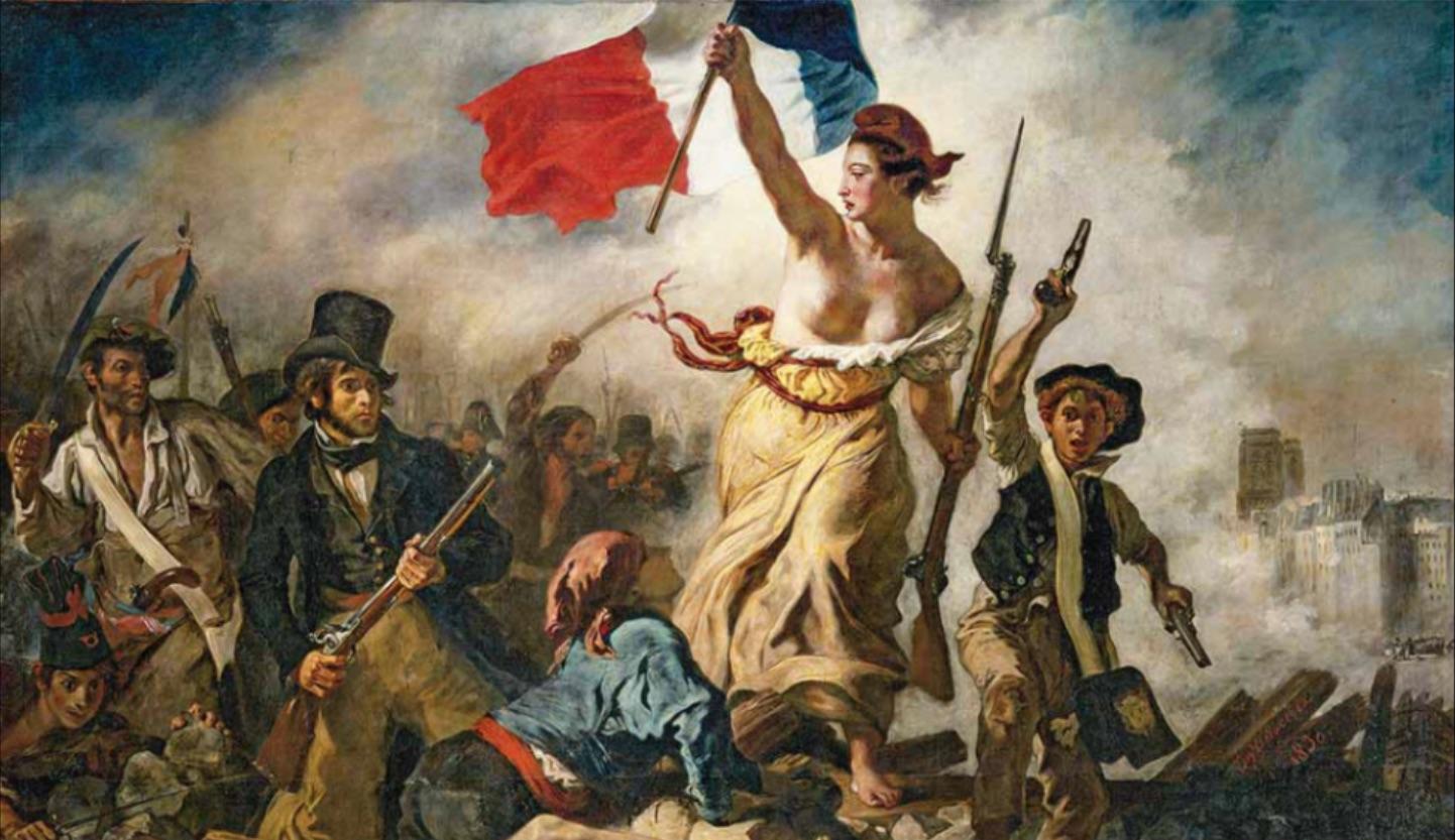 Riflessioni sulla Rivoluzione francese   Gilda Venezia